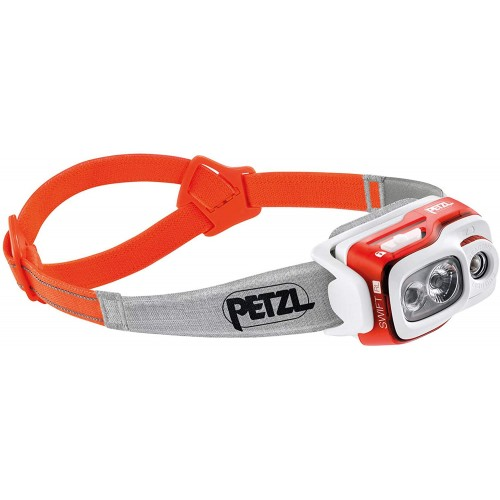 Frontal Petzl Swift RL Orange
