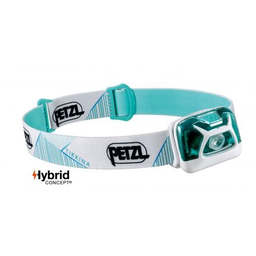 Frontal Petzl Tikkina Green 250 Lumens