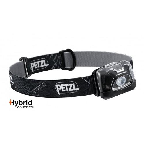 Frontal Petzl Tikkina Black 250 Lumens