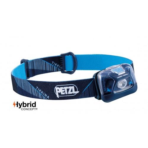 Frontal Petzl Tikkina Blue 250 Lumens