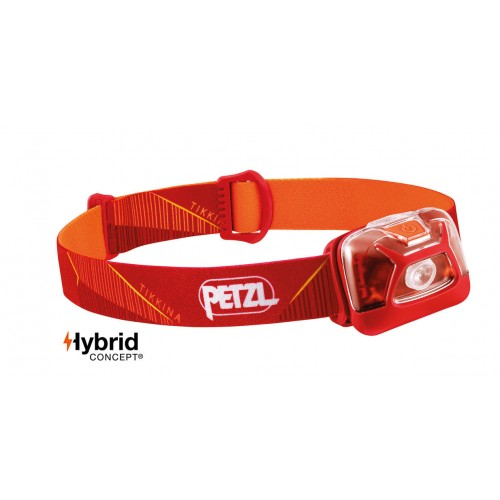 Frontal Petzl Tikkina Red 250 Lumens
