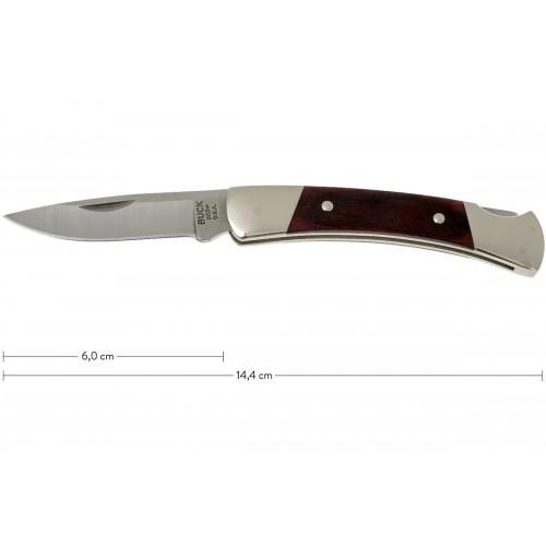 Buck Knife navaja Prince con funda Deluxe