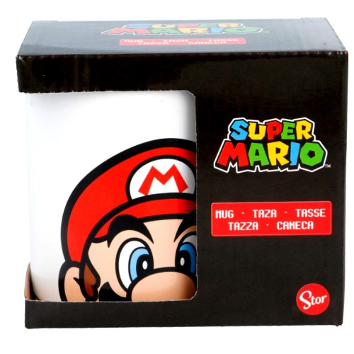 Super Mario Bros Taza 325ml