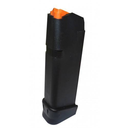 Cargador Glock 19  9mm  17 balas