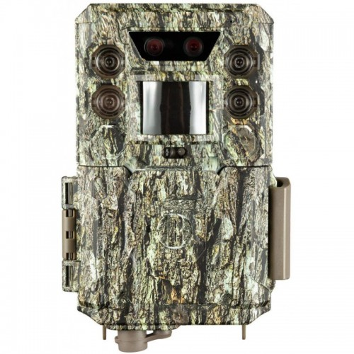Cámara BUSHNELL Dual Core DS 30MP Low-Glow Treebark Camo