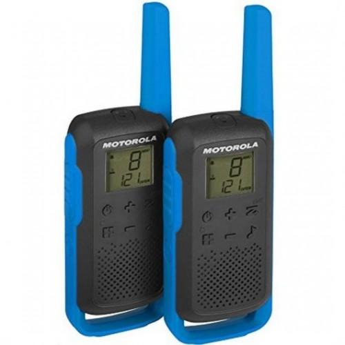 Motorola pareja de emisoras T62