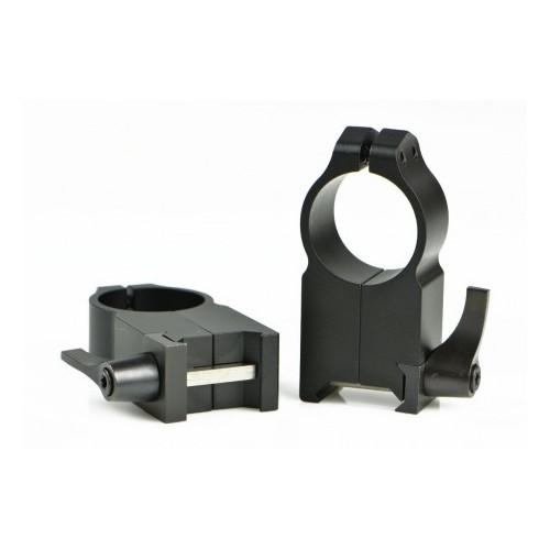 Anillas desmontables Warner Ultra Altas 30mm