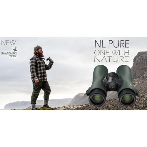 Swarovski Binoculares NL Pure 10x42