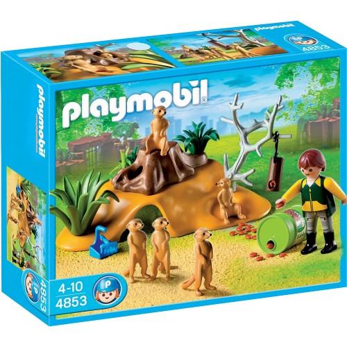 4853 Cuidador de suricatas