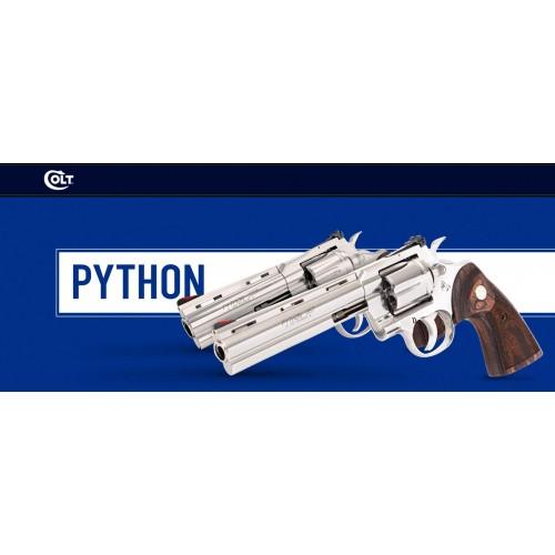 Colt Revólver Python Inox Classic