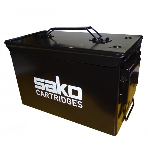 Sako Metal Box Ammo