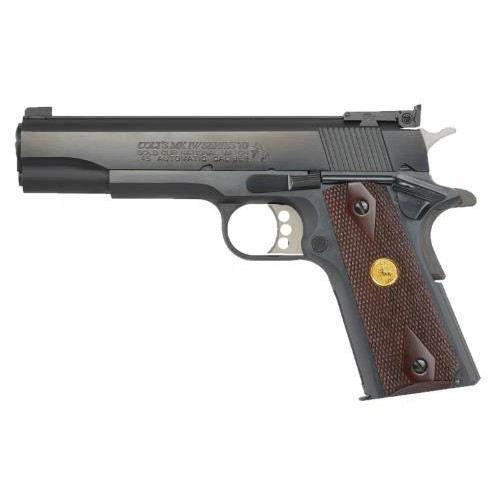 Colt Pistola National Match Gold Cup 9mm