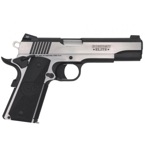 "Colt Pistola Combat Elite Government  5""  9mm"