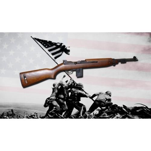 M1-22 Wooden Calibre 22lr