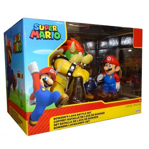 Nintendo Set Batalla de Lava de Bowser