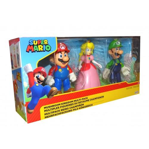Super Mario Multipack Reino Champiñon