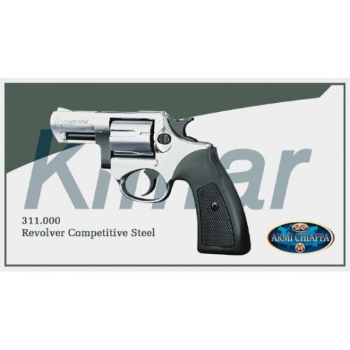 Competitive Steel .380