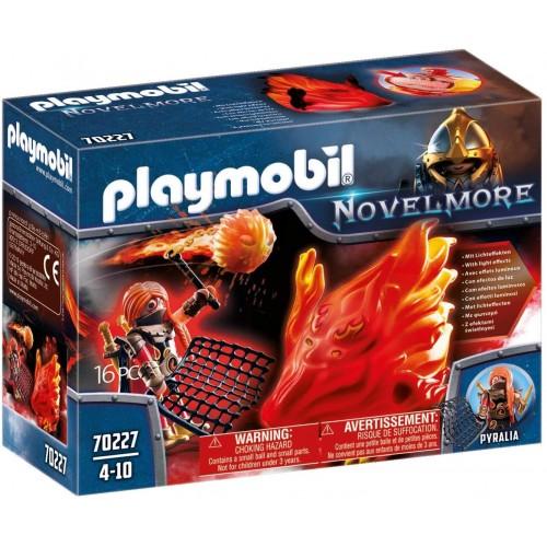 Playmobil Espíritu de Fuego Bandidos de Burham