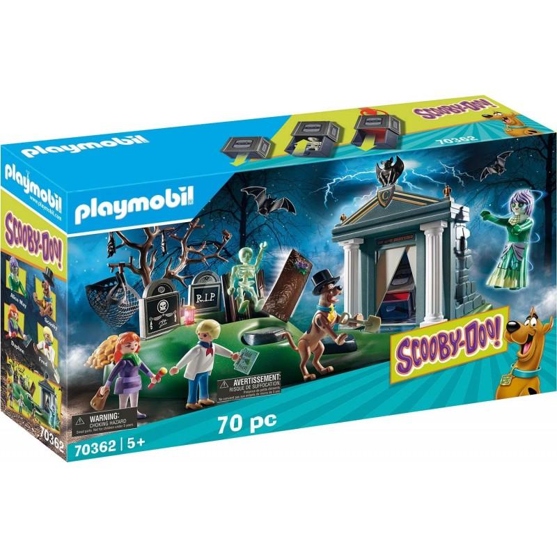 Playmobil Aventura en el Cementerio