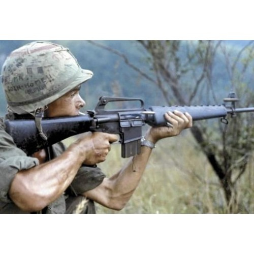 Airsoft M16 A1 calibre 6mm