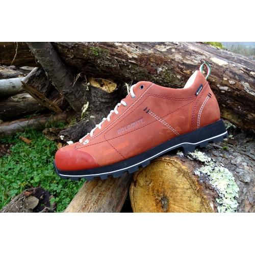 Dolomite Cinquantaquattro Ginger Red Low FG Gore-tex