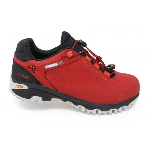 Altus Terranova Low Cut Red Zapato deportivo impermeable