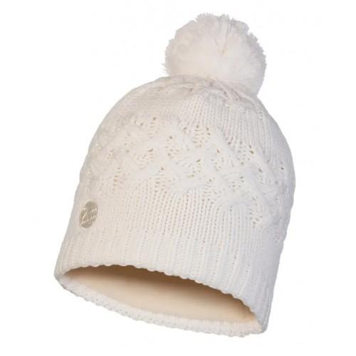 Buff Gorro de invierno Savva White Polar