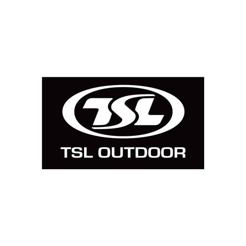 TSL Polainas Treck Black XL