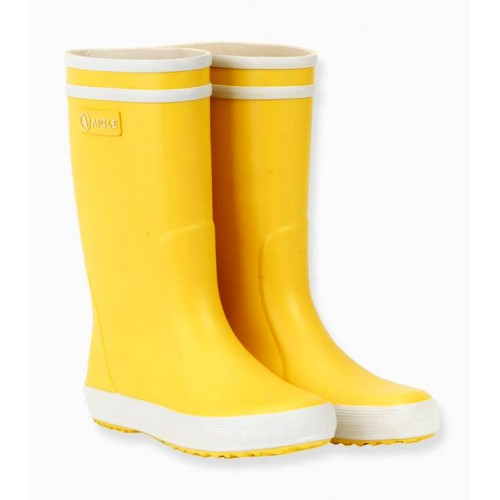 Aigle Botas de agua Lolly Pop Yellow nº31