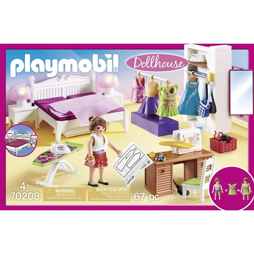 Playmobil Dormitorio