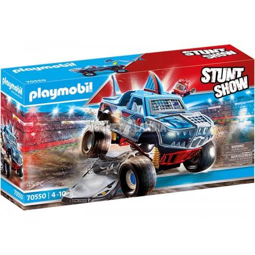Stunt Show Monster Truck Shark