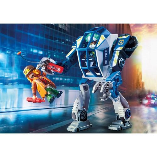 Robot Policía: Operación Especial