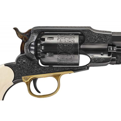 Uberti Remington 1858 Buffalo Bill Cenntenial ,44