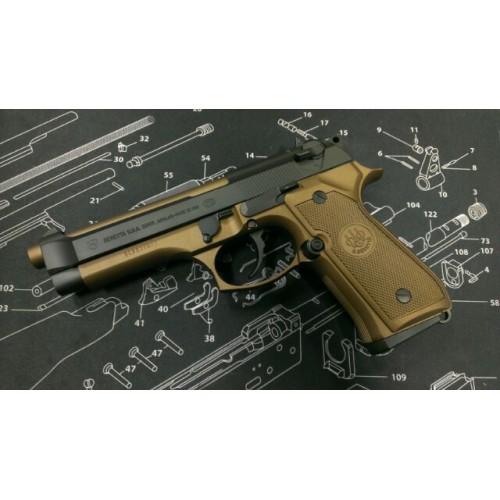 Beretta 92 FS  Bronze 9mm