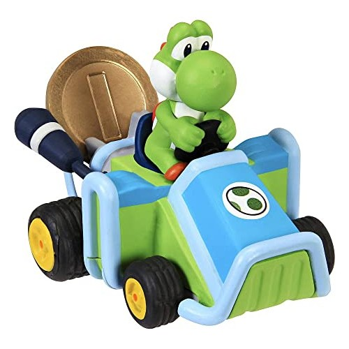 Nintendo Mario Kart 7 Yoshi