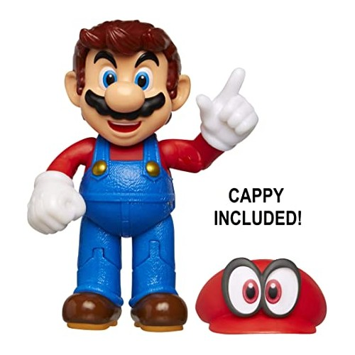 Nintendo Mario and Cappy