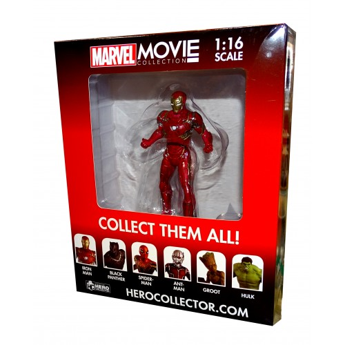 Marvel Iron Man Figura de Colección