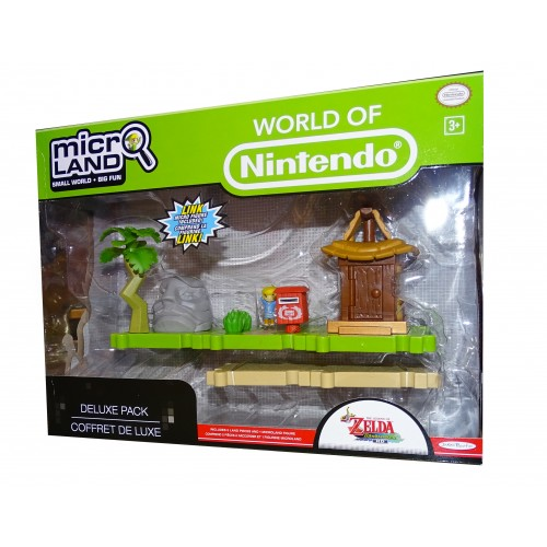 Nintendo microLand Outset Island Deluxe Pack