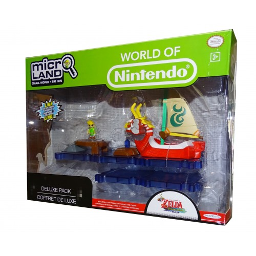 Nintendo microLand King of Red Lions deLuxe Pack