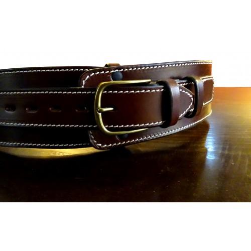 Cinturón 110cm + Funda Revólver Cattleman CO-010