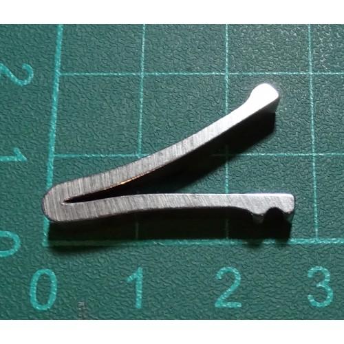 Muelle 762 largo 28mm corto 27mm