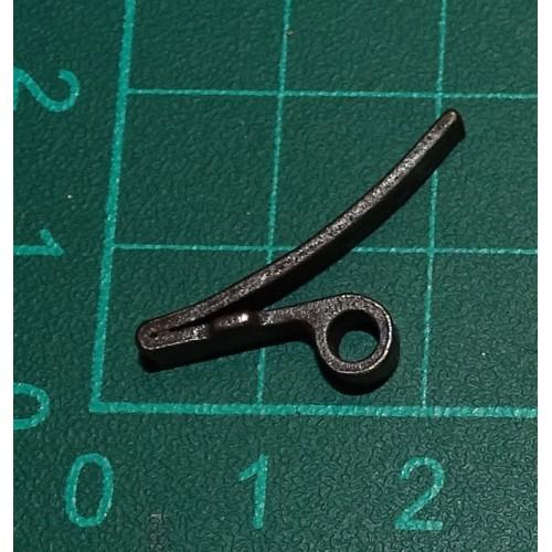 Muelle DD Izdo. largo 23mm corto 15mm