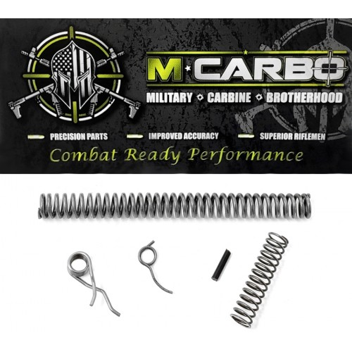 MCarbo CZ Shadow 1 & Shadow 2 Trigger Spring Kit