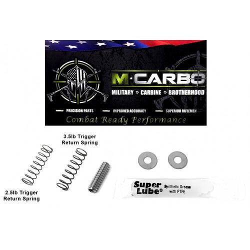 MCarbo Savage Axis Pro Trigger Spring Kit