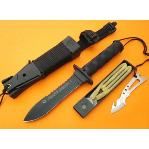 Aitor Jungle King II Black 2 Green Folder