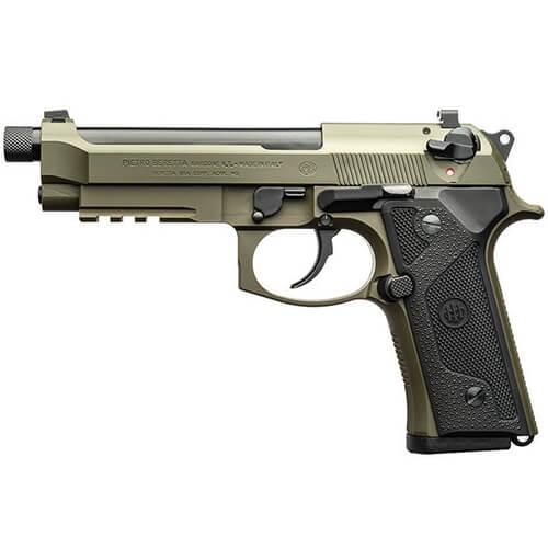 Beretta Pistola M9A3 9mm Green Army