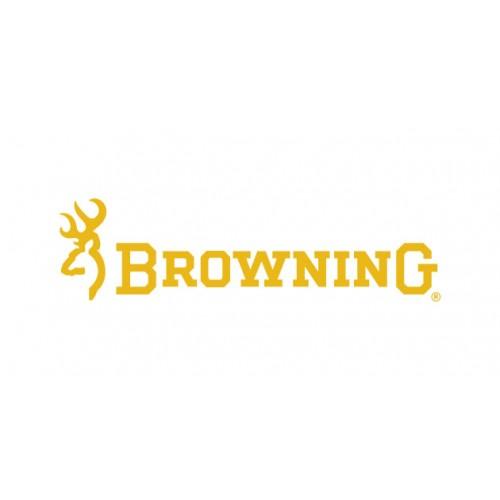 Browning Funda para Rifle con Visor Canvas Beige