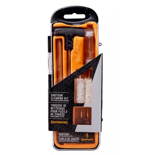 Browning Kit de limpieza para escopetas calibres 12 y 20