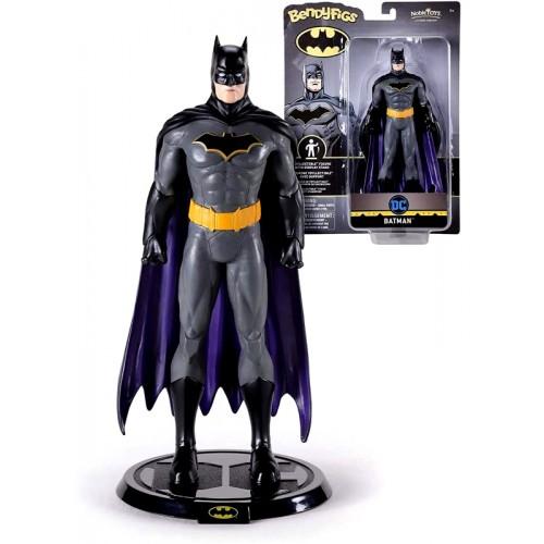 NobleToys Batman figura flexible