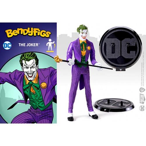NobleToys The Joker figura flexible